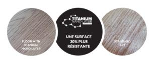 titanium nano layer